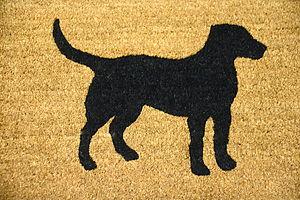 Personalised Pet Doormat
