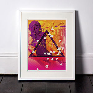 Manchester 'Decadence' Print