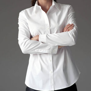 Colleen Shirt White - blouses & shirts