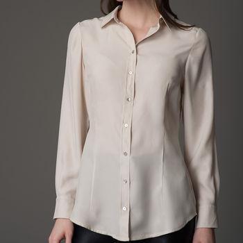 Andrea Cream Shirt
