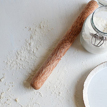 Coconut Wood Rolling Pin