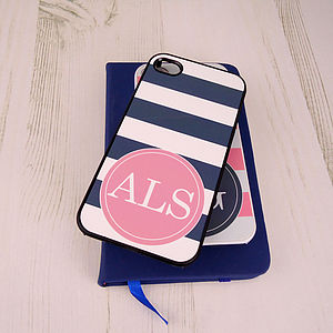 Personalised Initial Case For IPhone/IPod - bags & purses
