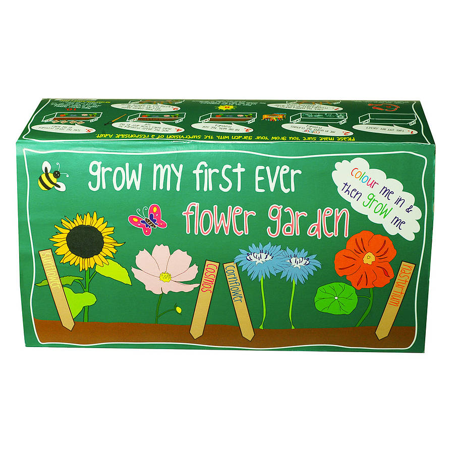 Captivating First Gardening Gift For Kids