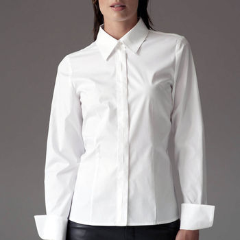 Samantha White Shirt