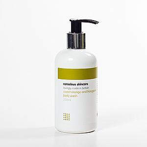 Sweet Orange And Frangipani Body Wash - bath & shower