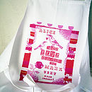 Personalised Love Cooking Apron