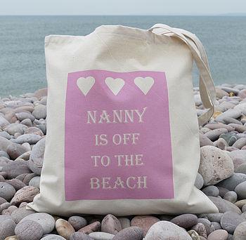 Personalised 'Beach' Bag