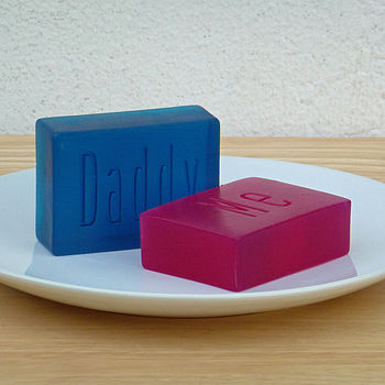 Daddy And Me Set Of Two Soaps
