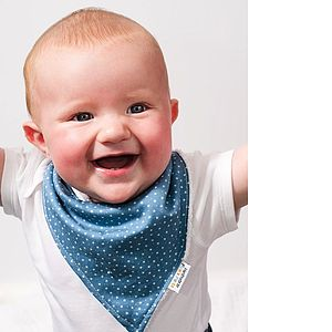 Boy's Dribble Bib - bibs