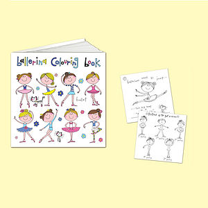 Childrens Colouring Book - view all gifts for babies & children