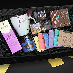 Chocolate Lover Hamper - boxes & hampers