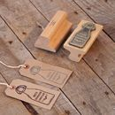 Kilner Bottle Stamp