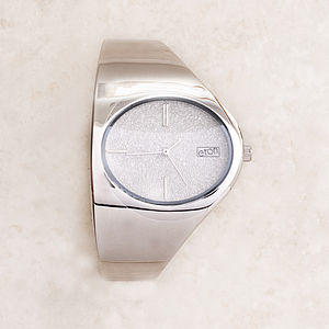 Lili Silver Ladies Watch