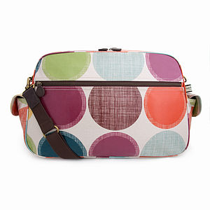 Big Spot Baby Changing Bag - baby changing