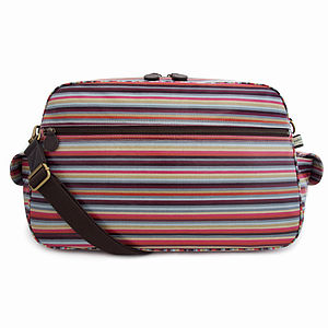 Stripe Baby Changing Bag
