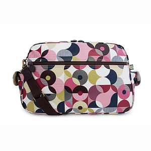 Spot Deconstruct Baby Changing Bag - baby changing