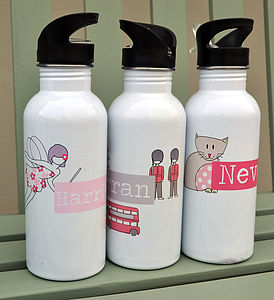 Personalised Drinks Bottle For Girls - jugs & bottles