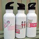 Personalised Drinks Bottle For Girls