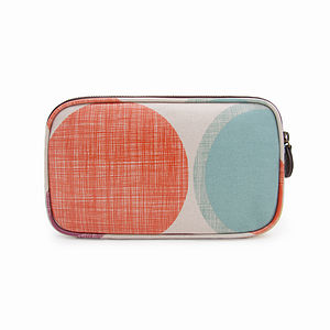 Big Spot Makeup Bag
