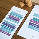 Brighton wedding stationery New England collection