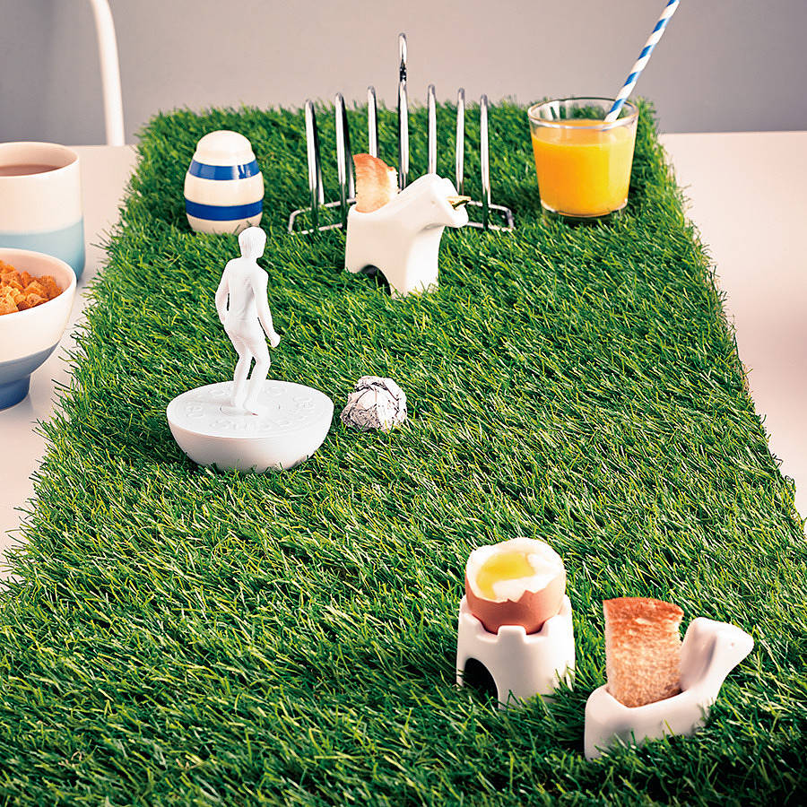 artificial grass table runner by artificial landscapes  : originalartificial grass table runner from www.notonthehighstreet.com size 900 x 900 jpeg 360kB