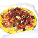Jelly Sweets Pizza In Box