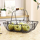 Chickenwire Double Handle Trug