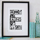 Best Of Ealing Screenprint