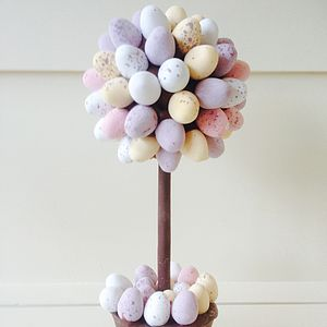 Personalised Mini Egg Sweet Tree - view all easter