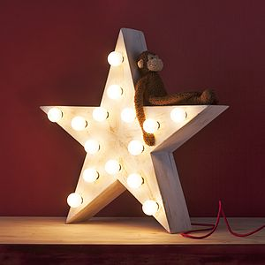 Lena Star Lamp - lighting
