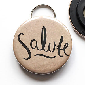 Stocking Filler Salute Bottle Opener