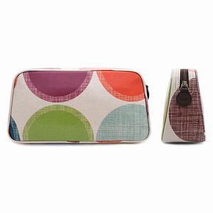 Big Spot Wash Bag - gifts for her