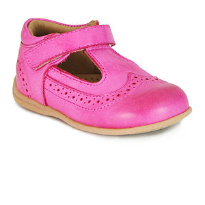 Pink Baby Dolly Shoes - clothing