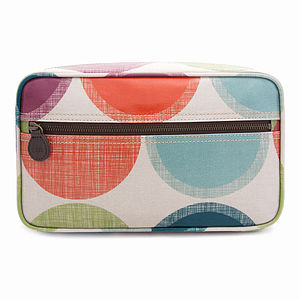 Big Spot Box Wash Bag