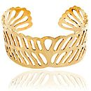Gold Vermeil Rapture Winged Cuff