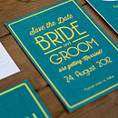 20 Wimbledon Wedding Save The Dates