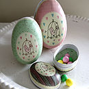 Easter Bird Egg Set