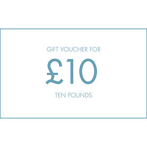 Garden Trading Gift Voucher - lighting
