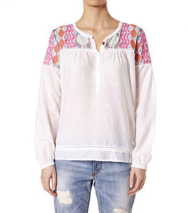 Odd Molly Mindlessness L/S Blouse 313 - tops
