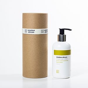 Lemon And Rosewood Hand Lotion - bathroom