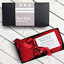 Usher, Groomsman Or Best Man Wedding Socks