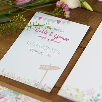 20 Pembroke Wedding Save The Dates