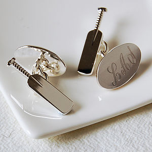 Cricket Cufflinks - men's accessories
