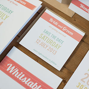 20 Whitstable Wedding Save The Dates