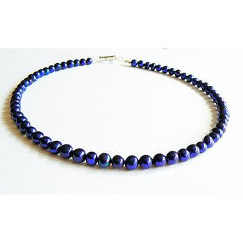 Coloured  Freshwater Pearl Bracelets