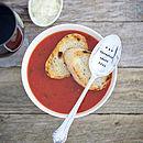 Personalised Vintage 'Spooning' Spoon