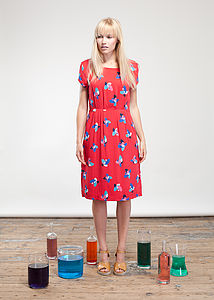 End Of The Day Dress - women's fashion