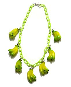 Banana Statement Necklace