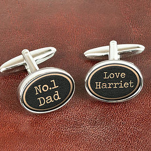 Vintage Style Cufflinks - men's accessories