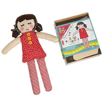 Make Your Own Rag Doll